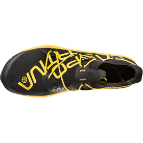 La Sportiva VK Juoksukengät Miehet, black/yellow